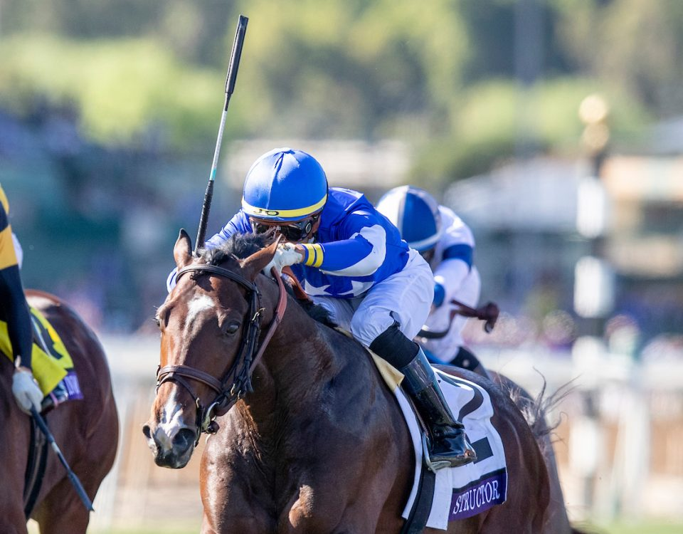 Evers/Eclipse Sportswire/Breeders' Cup/CSM