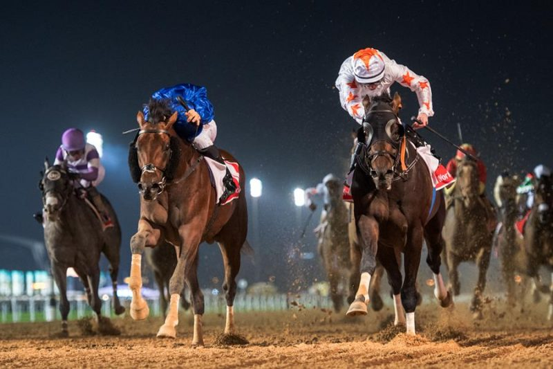 Thunder Snow - Dubai Racing Media