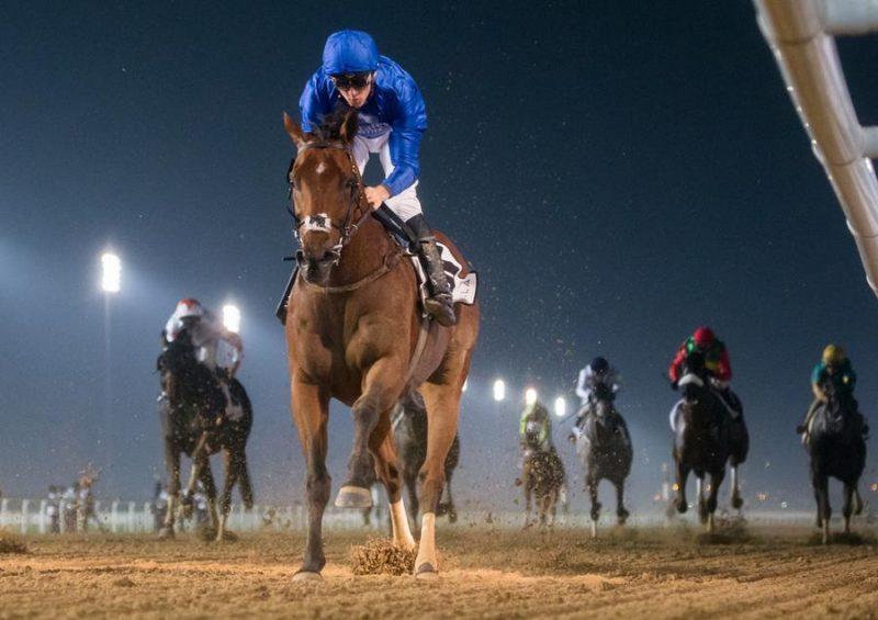 BENBATL - Foto Dubai Racing Club