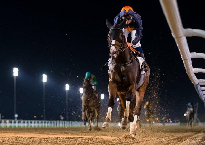 CAPEZZANO - Foto Dubai Racing Club