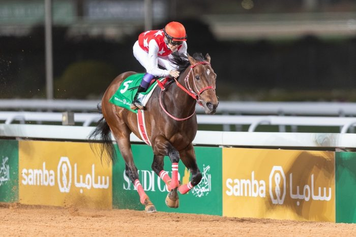 Full Falt - Jockey Club of Saudi Arabia - Neville Hopwood