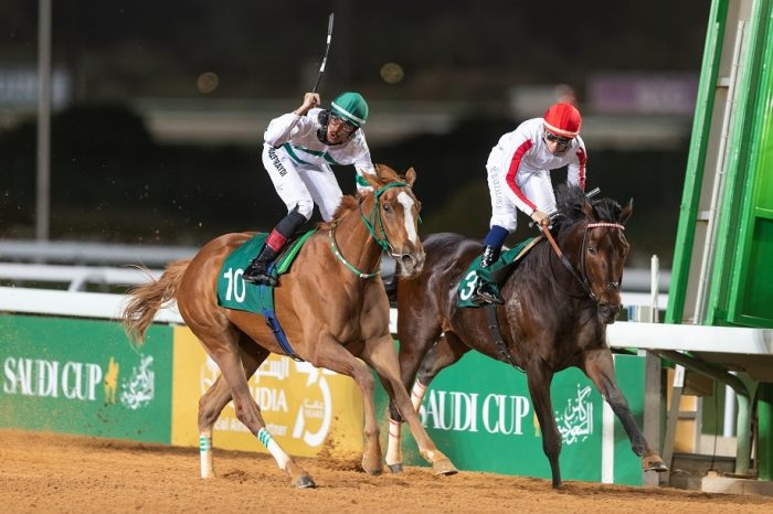 Omsiyaatee - Jockey Club of Saudi Arabia - Neville Hopwood