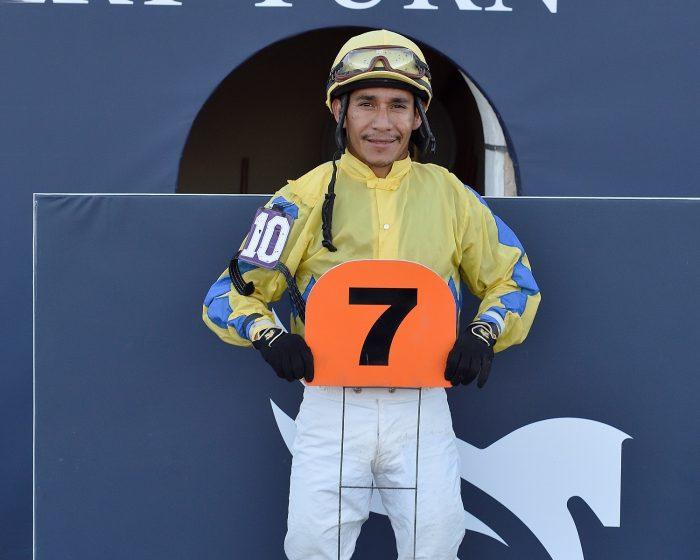 Paco Lopez 7 wins credit Ryan Thompson.