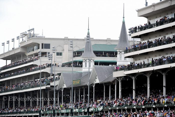 Churchill Downs - ElPotroRoberto