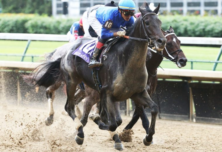 Maxfield - Matt Winn Stakes - Churchill Downs - Photo credits Coady Photography