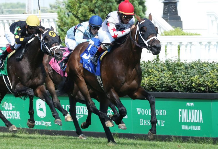 FACTOR THIS - The Wise Dan - 31st Running - 06-20-20 - R09 - CD - Finish 02