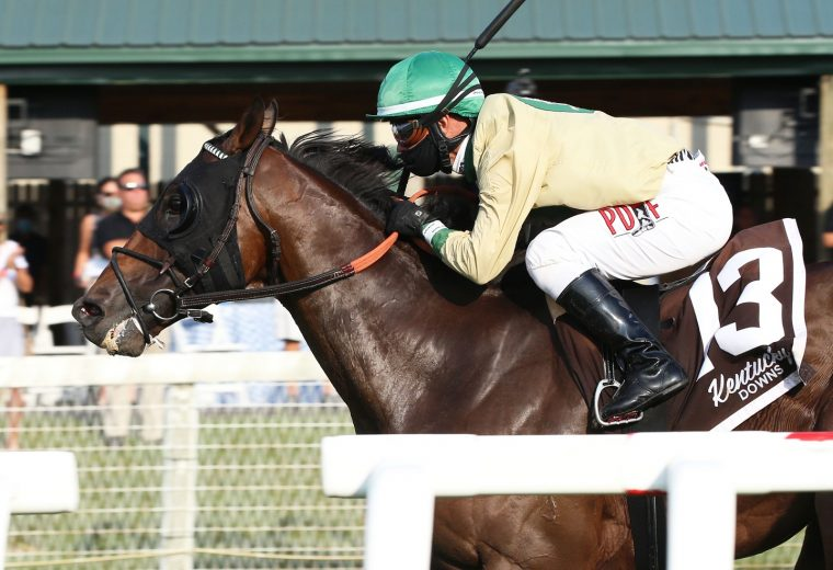 MOON OVER MIAMI - Gun Runner Dueling Grounds Derby - Coady Photo