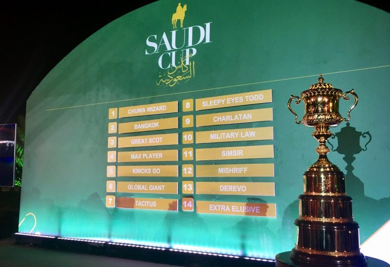 Foto Saudi Cup Media