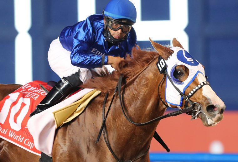 Mystic Guide - Dubai World Cup - Coady Photo