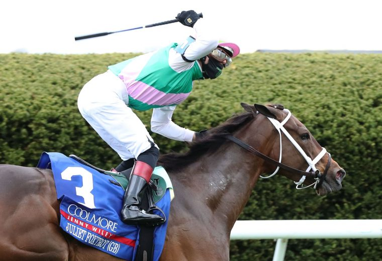 JULIET FOXTROT - Coolmore Jenny Wiley Stakes G1 - 04-10-21 - R10 - KEE - Coady Photo
